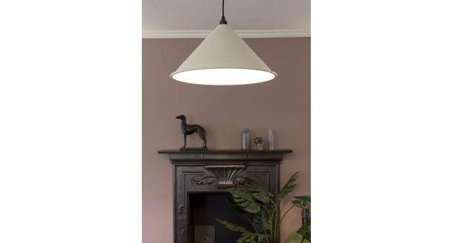 Light Grey Full Colour Hockley Pendant