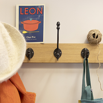Create a Hat & Coat Hook Rack – A step by step guide