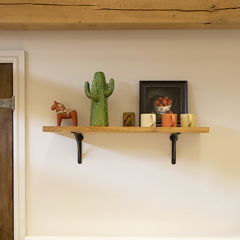 Create Open Shelving - A step by step guide